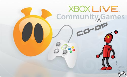 Co-Optimus Community Games Logo