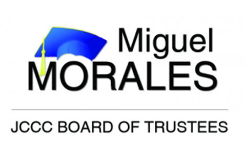 Morales for JCCC Trustee
