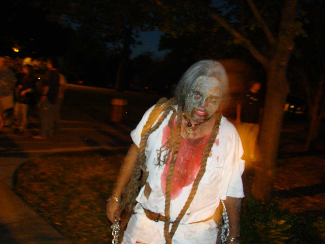 lawrence zombie walk